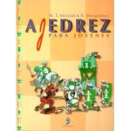 Libro Ajedrez para jóvenes
