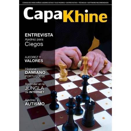 Revista escacs Capakhine nº 9
