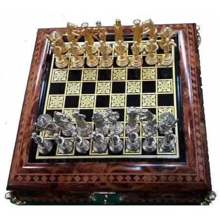 Escacs Quixot or magnètic toledo