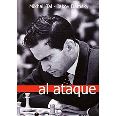 chess book Al ataque Mihail Tal