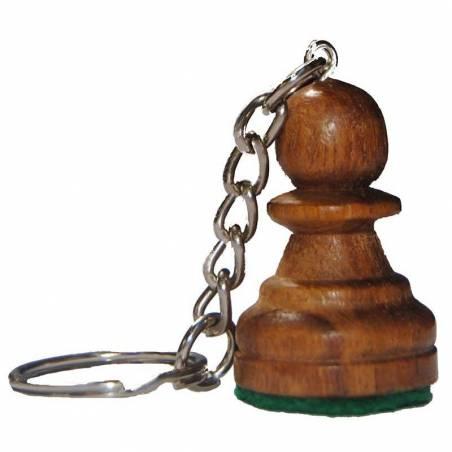 Clauers escacs de fusta totes les peces