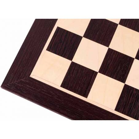 Wenge chess woooden board