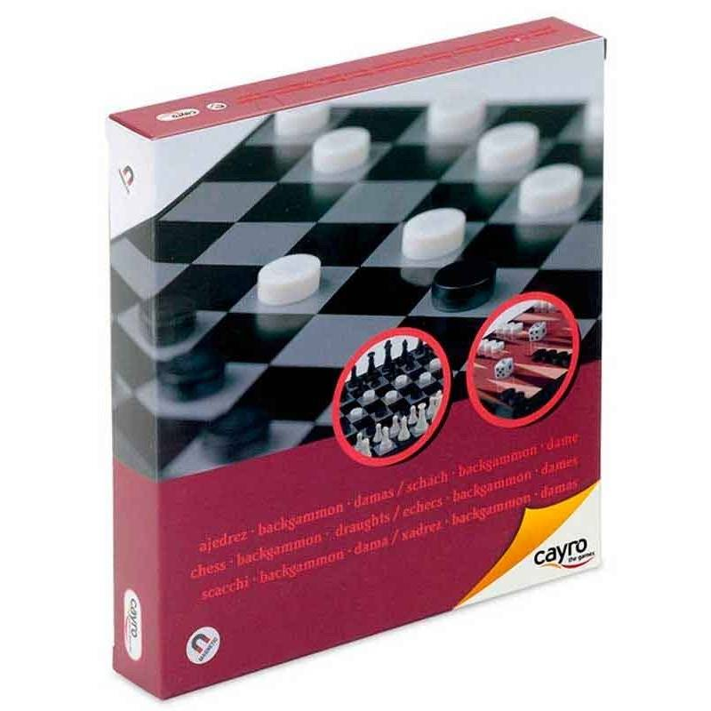 Chess - Checkers - Backgammon Journey 8422878404407