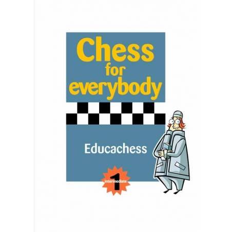 Chess for everyone. intermediate 1