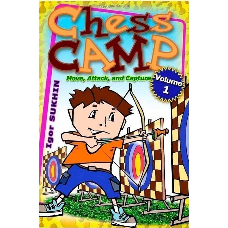 Chess Camp volumen 1
