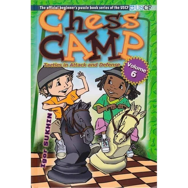 Chess Camp volumen 6