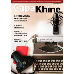 Chess magazine Capakhine nº 10. The chess magazine for children and their parents
