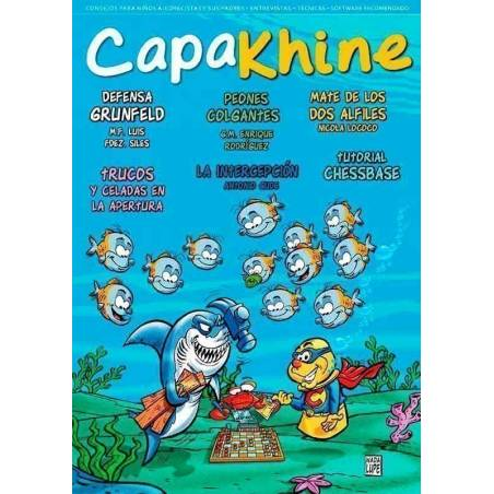 Chess magazine Capakhine nº 10