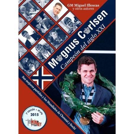 World Champion Magnus Carlsen siglo XXI