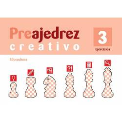 Preajedrez creatiu 3. Exercicis