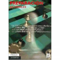 Chess book Preparation of final