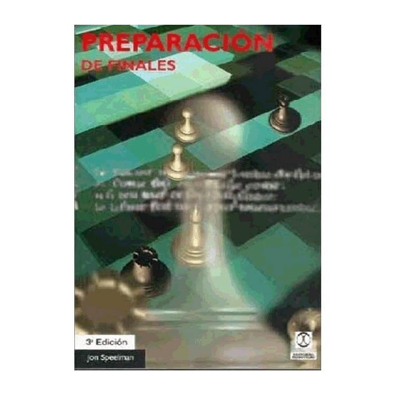 Llibre escacs Preparació de finals