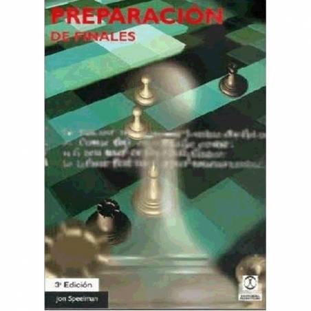 Libro ajedrez Preparación de finales