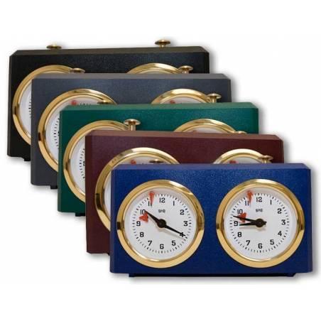 Reloj analógico de ajedrez BHB de colores
