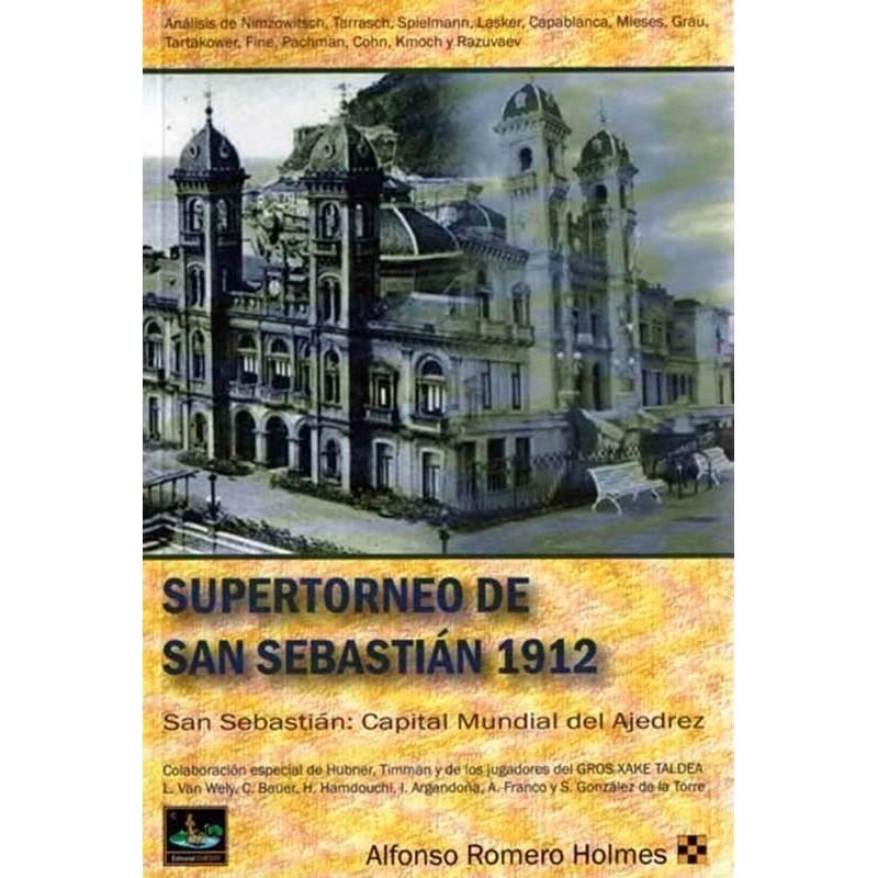 Supertorneig de San Sebastian 1912