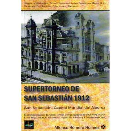 Supertorneo de San Sebastian 1912