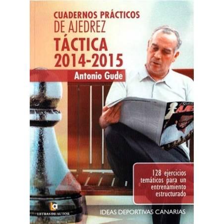 Cuadernos prácticos de ajedrez 2014-2015