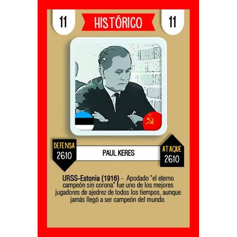 Caissa Cards Classic