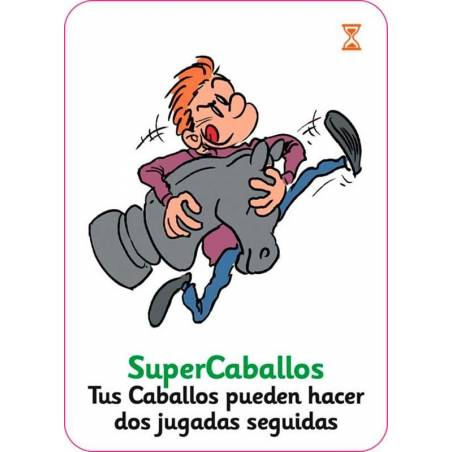 Cartes de la sort escacs