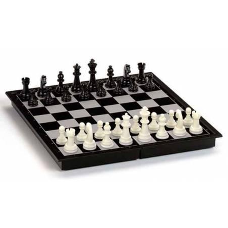 Escacs Magnètic Plegable
