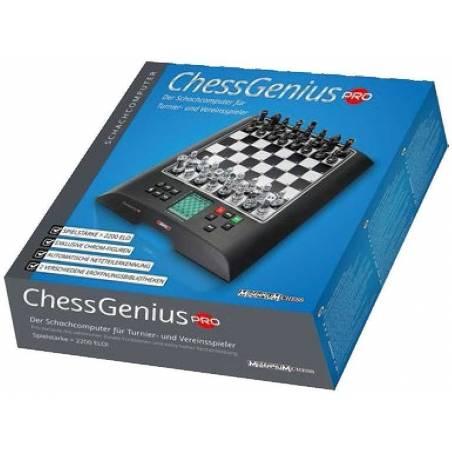 Chess Genius Pro computadora escacs