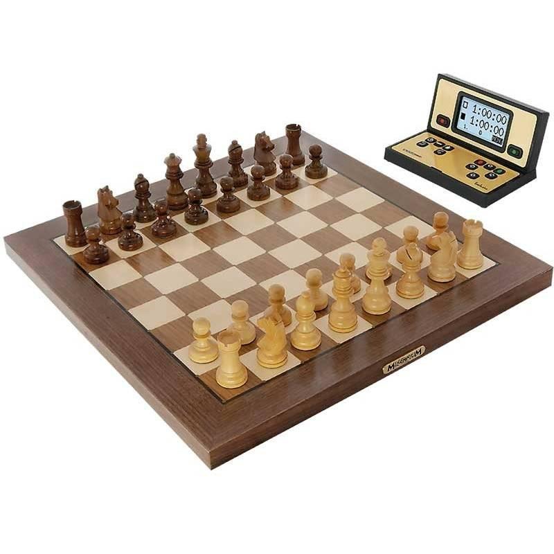 Chess Genius Exclusive ajedrez electronico