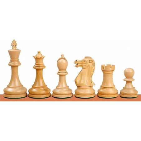 Chess wooden pieces Executive
