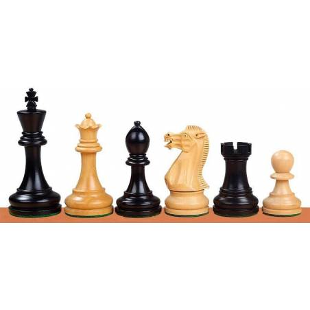 Piezas ajedrez madera Executive