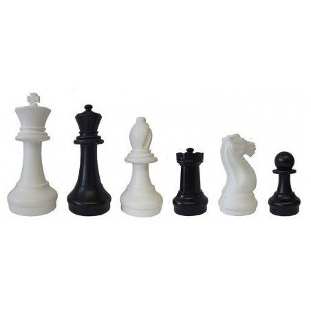 Giant Chess Pieces 31 cm.