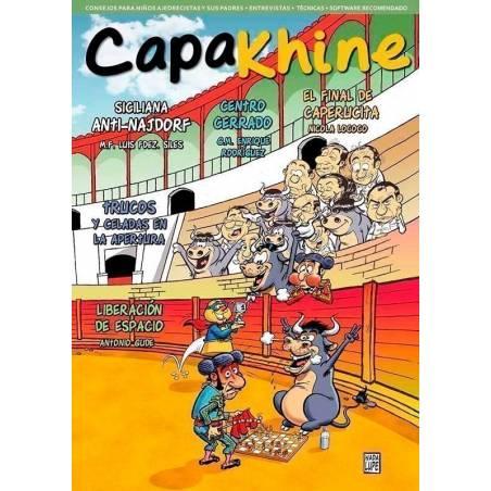 Revista ajedrez Capakhine nº 11