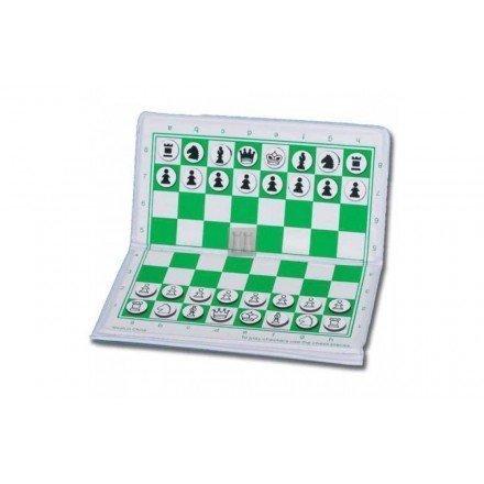 Joc d'escacs magnètic de butxaca