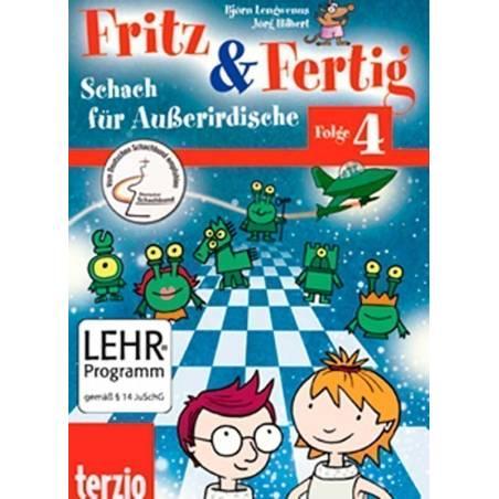 El petit Fritz 4 programa d´escacs per a nens