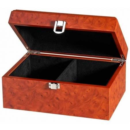 Caixa de luxe per guardar peces escacs