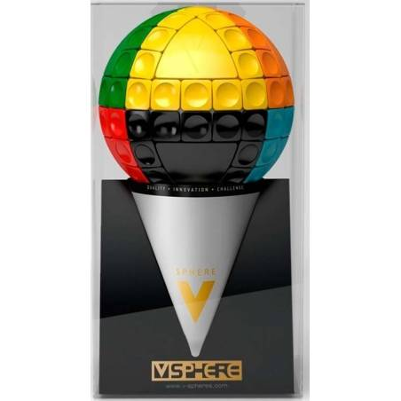 Cube V-Sphere