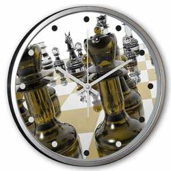 Reloj de pared modelo 9