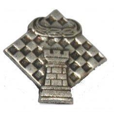 Pin ajedrez 4