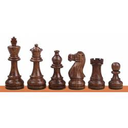 Chess pieces model Classic and Ebonised