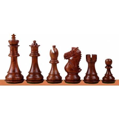Peces de fusta escacs King´s Bridal