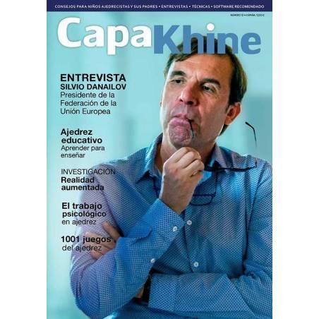 Revista Capakhine nº 12 para padres y niños