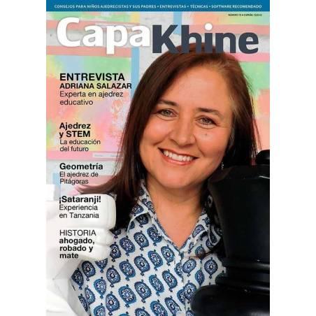 Revista Capakhine nº 13 per a nens i pares