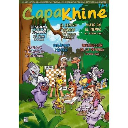 Magazine Capakhine nº 13 for childen and fathers