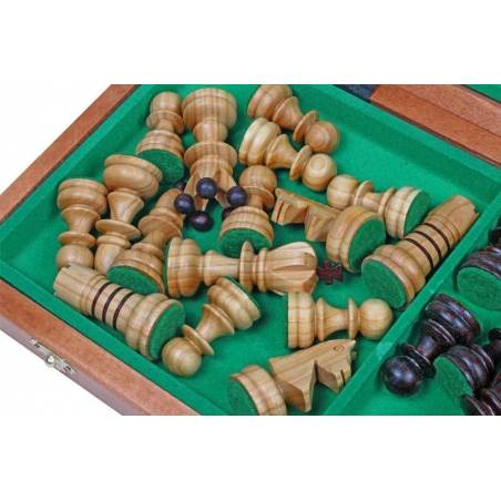 Tauler i peces escacs model Pearl