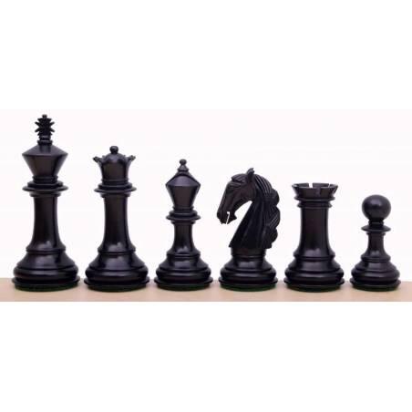 Piezas de ajedrez de calidad Columbian