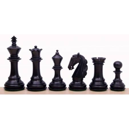 Chess pieces of quality Columbian