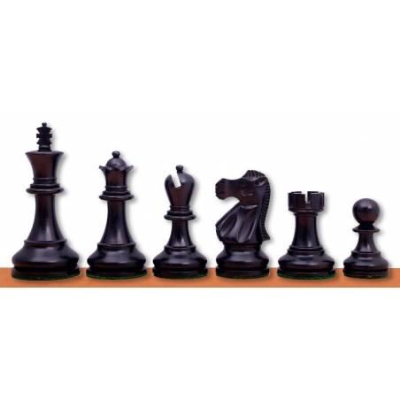 Peces fusta escacs model Jaques