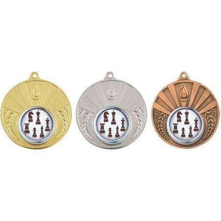 Medallas de ajedrez para sus campeonatos 50 mm. 29941