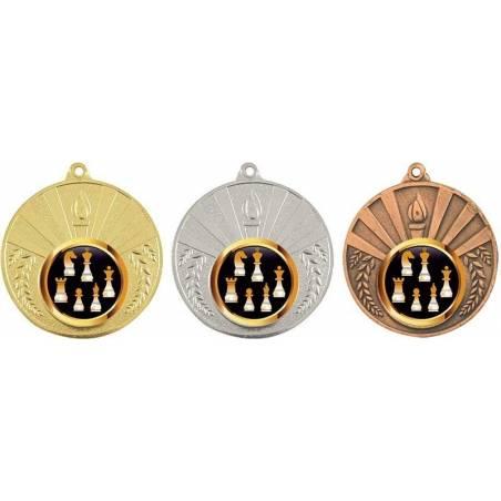 Medalles d'escacs per als seus campionats 50 mm. 29941