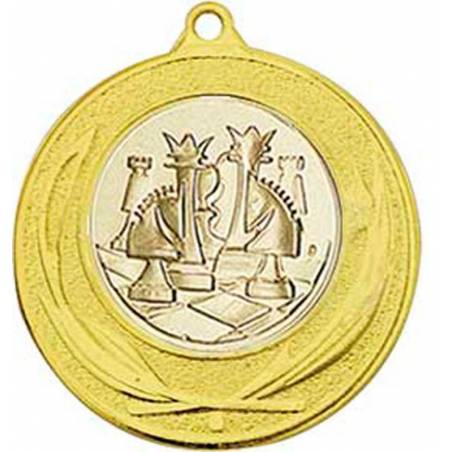 Chess medals for their championships 40 mm. 29948