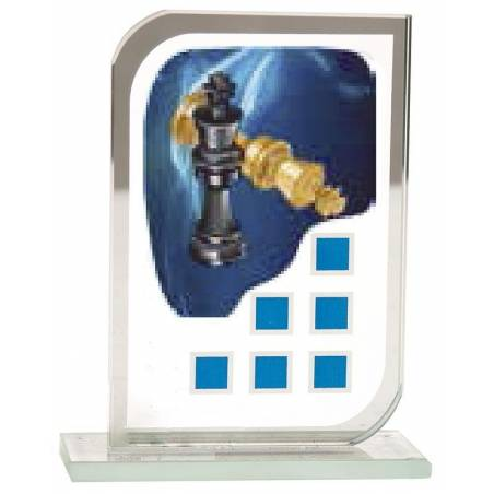 Chess trophies 8371