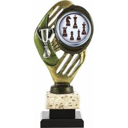 Trofeo ajedrez 8415